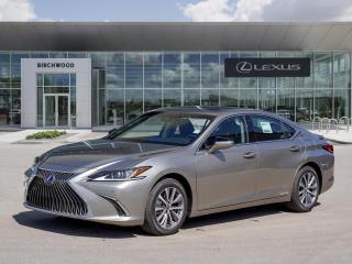 New 2021 Lexus ES 300 h Premium for sale in Winnipeg, MB