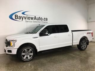 Used 2019 Ford F-150 XLT - 3.5L ECOBOOST! 4X4! 20