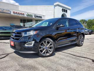 Used 2017 Ford Edge SPORT for sale in Sarnia, ON