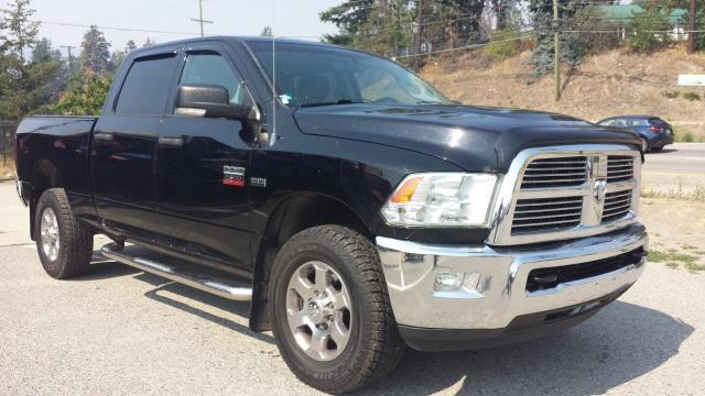 2012 RAM 2500