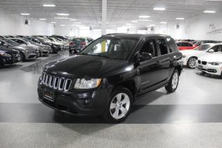 Used 2011 Jeep Compass NORTH EDITION I SUNROOF I HEATED SEATS I CRUISE I AS IS for sale in Mississauga, ON