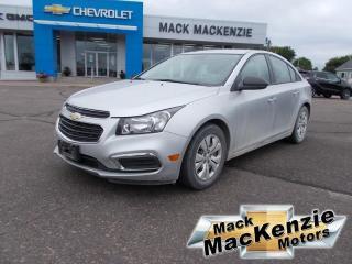 Used 2016 Chevrolet Cruze LS for sale in Renfrew, ON