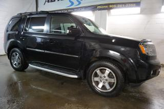 Used 2009 Honda Pilot TOURING 4WD NAVI DVD CAMERA CERTIFIED 2YR WARRANTY SUNROOF HEATED LEATHER BLUETOOTH for sale in Milton, ON