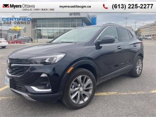 Used 2020 Buick Encore GX Essence  ESSENCE, AWD, NAV, MOONROOF, BOSE, LEATHER for sale in Ottawa, ON