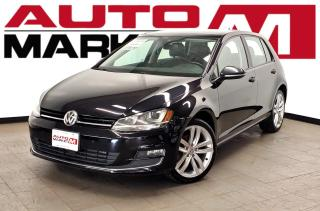 Used 2017 Volkswagen Golf Highline Certified!Navigation!Leather!WeApproveAllCredit! for sale in Guelph, ON