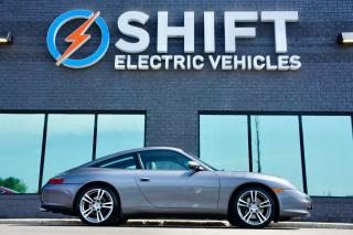 Used 2002 Porsche 911 TARGA GORGEOUS, LOW KM, CLEAN for sale in Oakville, ON