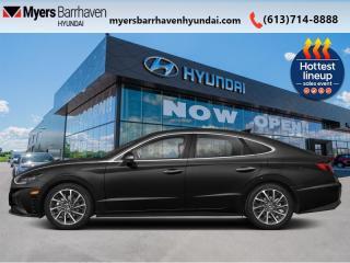 New 2022 Hyundai Sonata N-Line  - Sunroof - $244 B/W for sale in Nepean, ON