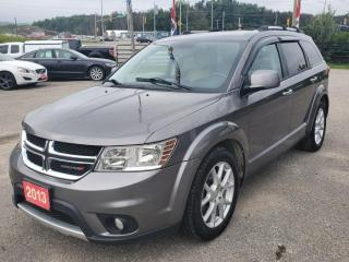 Used 2013 Dodge Journey R/T for sale in Barrie, ON