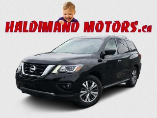 Used 2020 Nissan Pathfinder SL 4WD for sale in Cayuga, ON