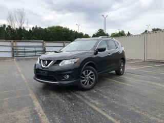 Used 2016 Nissan Rogue SL PREMIUM AWD for sale in Cayuga, ON