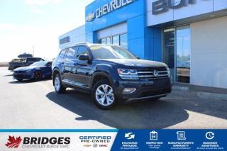 Used 2019 Volkswagen Atlas Highline**6-Seater   Moonroof   NAV** for sale in North Battleford, SK
