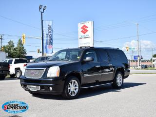 Used 2012 GMC Yukon Denali AWD for sale in Barrie, ON