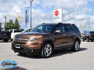Used 2011 Ford Explorer Limited 4x4 for sale in Barrie, ON