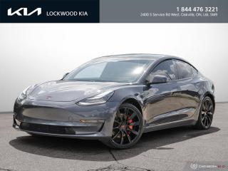 Used 2019 Tesla Model 3 PERFORMANCE - FULL SELF DRIVING for sale in Oakville, ON