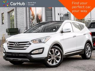 Used 2016 Hyundai Santa Fe Sport Limited 2.0T AWD Heated & Vented Seats Panoramic Roof for sale in Thornhill, ON