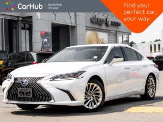 Used 2019 Lexus ES 300h Heated & Vented Seats Mark Levinson Backup & 360 Cameras for sale in Thornhill, ON
