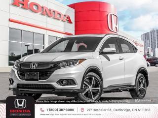 New 2022 Honda HR-V Sport POWER SUNROOF | APPLE CARPLAY™ & ANDROID AUTO™ | HONDA SENSING TECHNOLOGIES for sale in Cambridge, ON