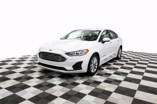 Used 2019 Ford Fusion Hybrid SE Cam Sync 3 Heated Seats Reverse Sensors for sale in New Westminster, BC
