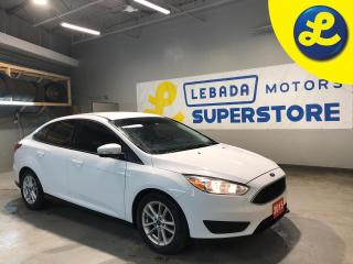 Used 2015 Ford Focus SE *  MicroSoft Sync * Back Up Camera * Heated Steering Wheel * Heated Cloth Seats * Hands Free Calling * for sale in Cambridge, ON