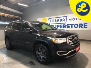 Used 2019 GMC Acadia SLE2 * 3.6 V6 * AWD * 7 Passenger * 235/65/18 Winters On Alloys * Power Lift Gate * Apple Car Play * Android Auto * Phone Projection * Push Button Sta for sale in Cambridge, ON