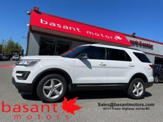 Used 2016 Ford Explorer Leather, Low KMs, Backup Cam, Push to Start!! for sale in Surrey, BC