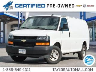 Used 2019 Chevrolet Express Cargo Van for sale in Kingston, ON