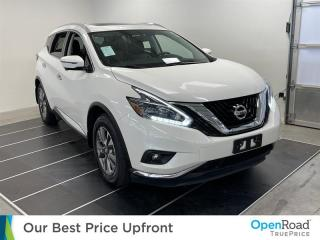 Used 2018 Nissan Murano SL AWD CVT for sale in Port Moody, BC