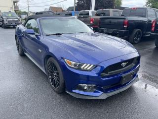 Used 2016 Ford Mustang GT Premium for sale in Cornwall, ON