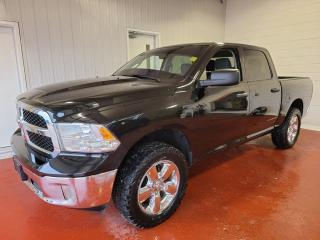 Used 2019 RAM 1500 ST Crew 4x4 for sale in Pembroke, ON