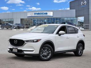 Used 2020 Mazda CX-5 GS- COMFORT PKG, HEATED STEERING WHEEL, POWER LIFTGATE for sale in Hamilton, ON