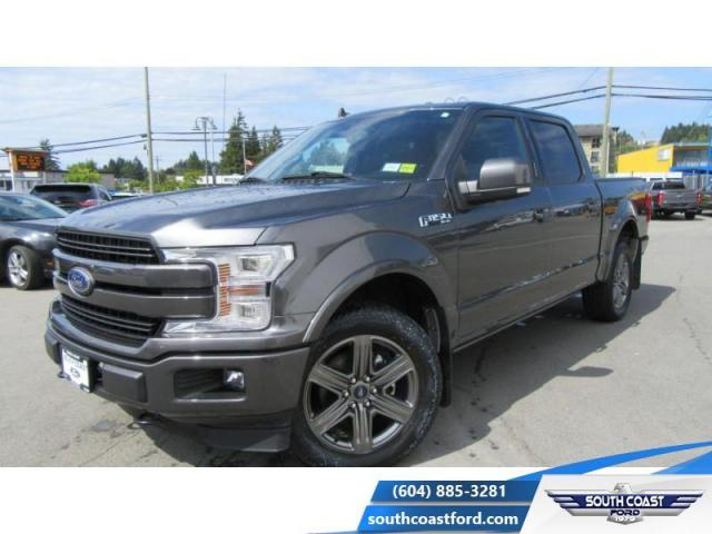 2020 Ford F-150 Lariat  - One owner - Sunroof - $422 B/W
