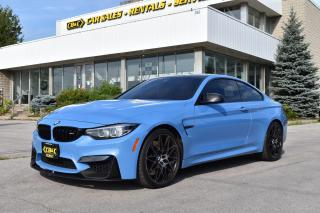 Used 2018 BMW M4 SOLD for sale in Oakville, ON