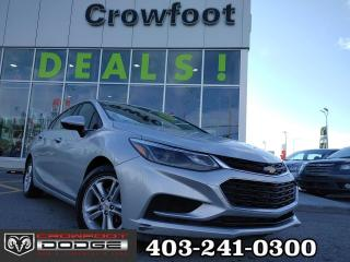 Used 2018 Chevrolet Cruze LT AUTOMATIC SEDAN for sale in Calgary, AB