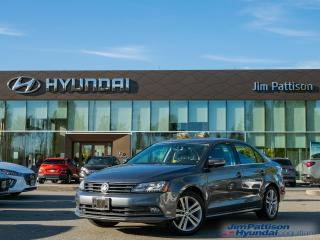 Used 2016 Volkswagen Jetta 1.8 TSI Highline w/Navi, 1 Owner and No Accident for sale in Port Coquitlam, BC