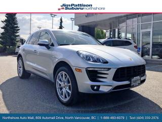 Used 2016 Porsche Macan S for sale in North Vancouver, BC