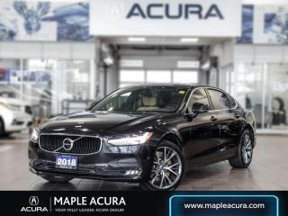 Used 2018 Volvo S90 T6 Momentum for sale in Maple, ON
