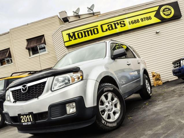 2011 Mazda Tribute 4WD! + LOW KM! Great SUV! a Ford Escape Copy!