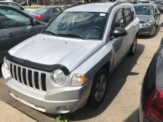 Used 2009 Jeep Compass NORTH for sale in Mississauga, ON