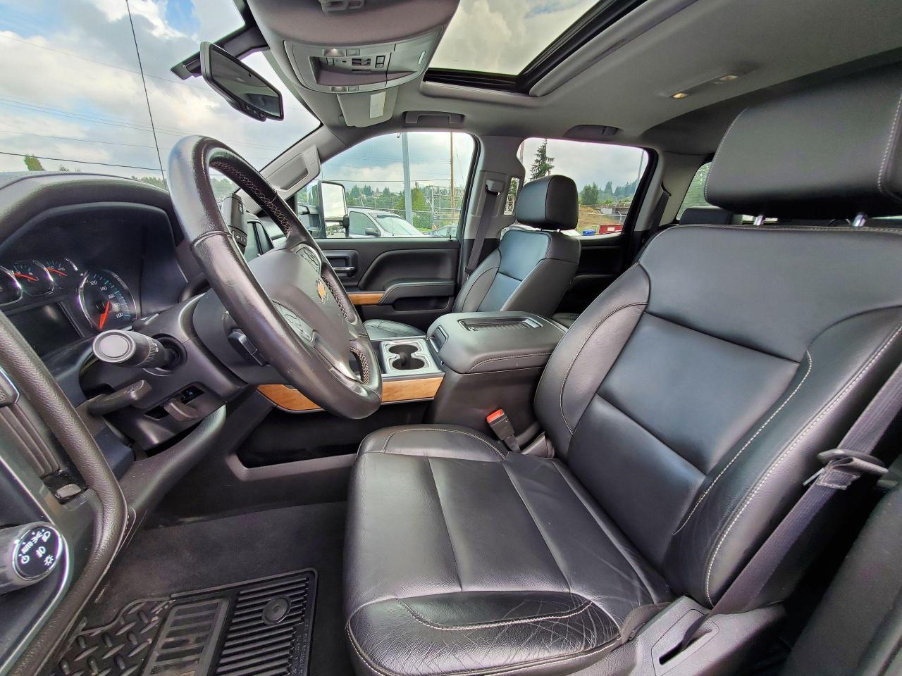 2019 Chevrolet Silverado 3500
