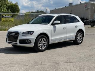 Used 2015 Audi Q5 2.0T NAVIGATION/REAR CAMERA/PANO ROOF for sale in North York, ON