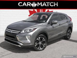 Used 2020 Mitsubishi Eclipse Cross ES / AWC  / ALLOY'S / NO ACCIDENTS / 40,875 KM for sale in Cambridge, ON