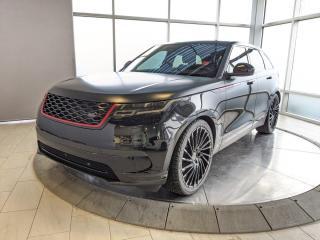 Used 2018 Land Rover Range Rover Velar S for sale in Edmonton, AB