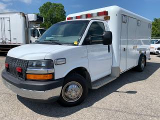 Used 2014 Chevrolet Express 3500 for sale in Woodstock, ON