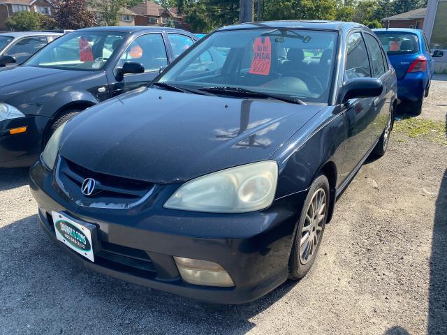 2004 Acura EL Premium