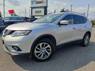 Used 2014 Nissan Rogue SL AWD for sale in Ottawa, ON