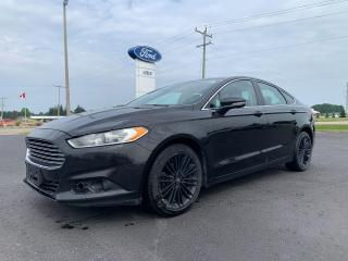Used 2013 Ford Fusion SE for sale in Harriston, ON
