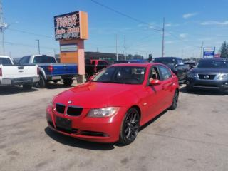 Used 2008 BMW 3 Series 328xi*NEW WHEELS&TIRES*6 SPEED*CERTIFIED for sale in London, ON