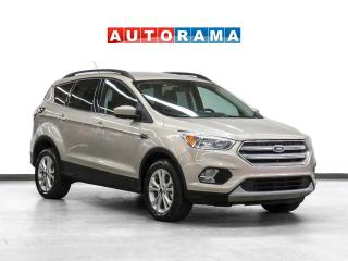 Used 2018 Ford Escape SE AWD Backup Camera Heated Seats for sale in Toronto, ON
