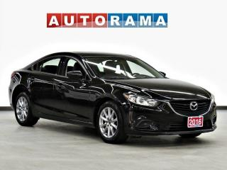 Used 2016 Mazda MAZDA6 GS Navigation Leather Sunroof Backup Camera for sale in Toronto, ON