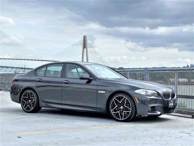 "2013 BMW 5 Series 528i xDrive - M SPORT - 20"" M8 WHEELS - $243.04 BW"